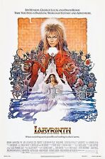 LABYRINTH - CLASSIC MOVIE POSTER 24x36 - BOWIE 49656