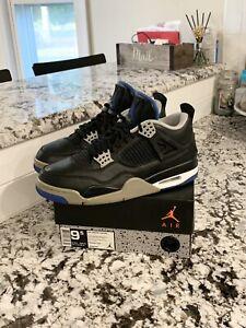 Air-Jordan-Retro-4-Alternate-Motorsport-Mens-Size-9-5