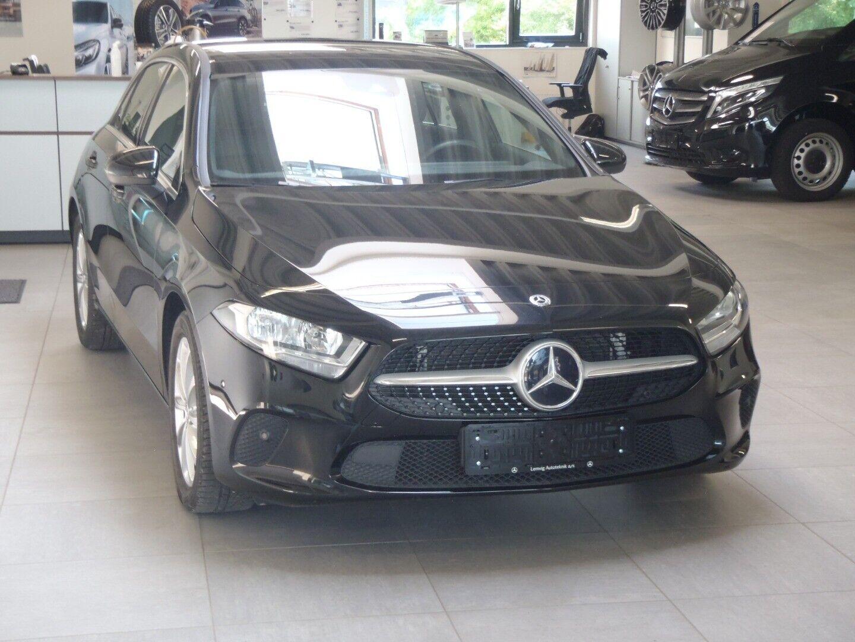 Mercedes A180 d 1,5 Business Progressive Line aut. 5d - 309.000 kr.