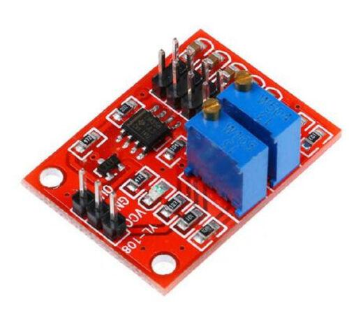 10 pcs NE555 Pulse Module LM358 Duty Cycle Frequency Adjustable Module