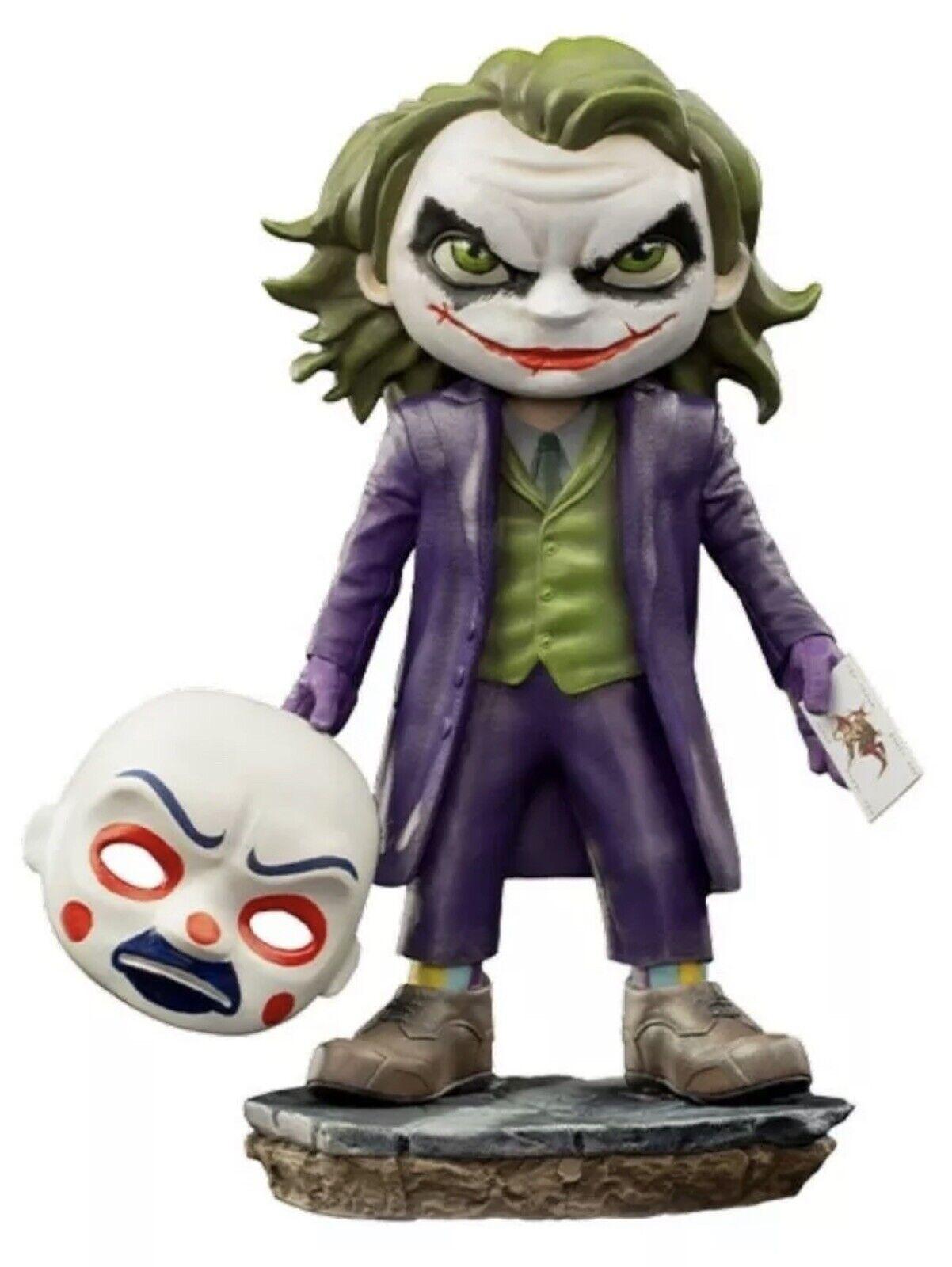 Batman: The Dark Knight - Joker Minico-IRO34324-IRON STUDIOS on eBay thumbnail