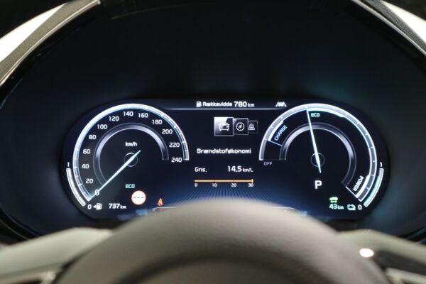 Kia Ceed 1,6 PHEV Upgrade+ SW DCT billede 6