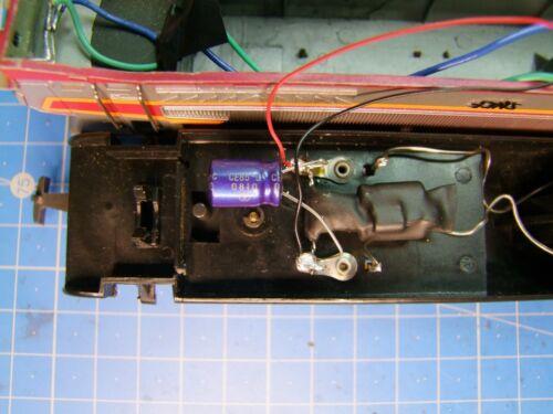LOT 3 Filtres Anti-encrassement bogies moteur locomotives JOUEF-ROCO-FLEISCHMAN