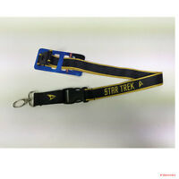 Brand Star Trek Logo Car Truck House Lanyard Key Chain Keychain
