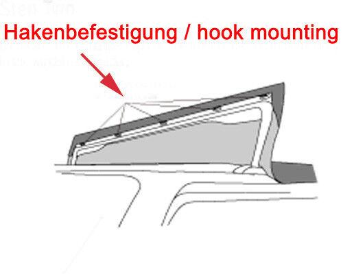 Softtop Verdeck Top capote noir Ersatzverdeck schwarz Suzuki Vitara 88-04