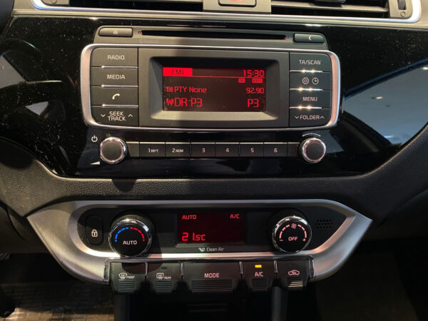 Kia Rio 1,2 CVVT Premium billede 12