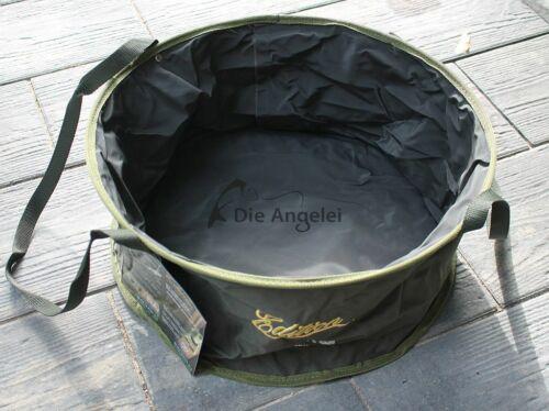 Höhe 18 cm Balzer Edition Falteimer Durchmesser 40 cm faltbarer Futtereimer