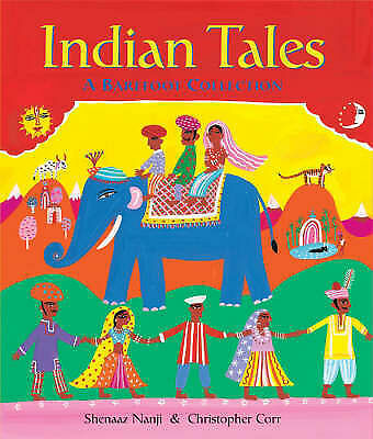 Indian Tales: A Barefoot Collection by Shenaaz Nanji, Hardcover Book, Good, FREE