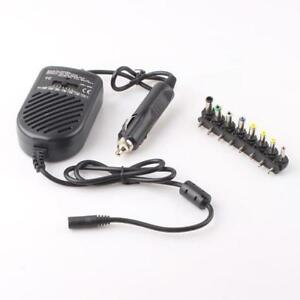 Power-Supply-Car-Charger-Adapter-15-24VDC-For-SONY-HP-IBM-Dell-80W-Laptop-n