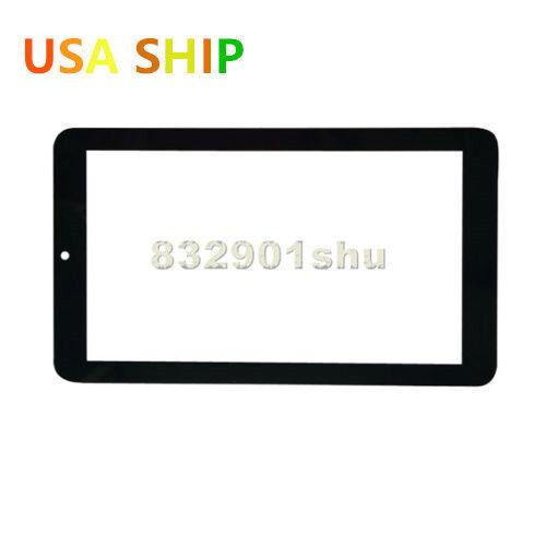 USA New digitizer touch screen for Nuqleo Zinq 7 QT-07A82BK 7 inch tabl F889