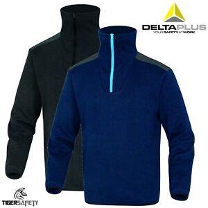 Delta-Plus-Marmot-Homme-Pull-Polaire-Pull-Gilet-Thermique-Doublure-Chaude