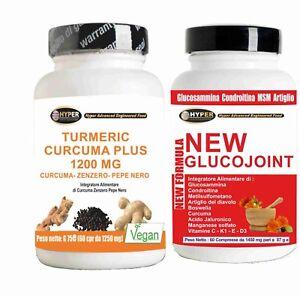 Kit-Dolori-Articolari-Turmeric-Curcuma-Piperina-Glucosamina-Coindroitina-MSM