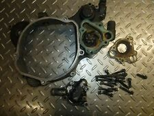 1988 Cr125 Clutch Cover with Water Pump, Aluminum