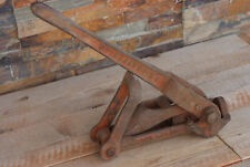 Vintage Je Shaffer Standard Come Along Chain Boomer