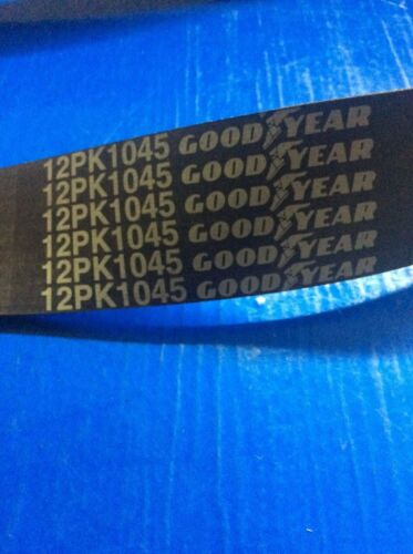 Goodyear Serpentine Belt 12PK1045