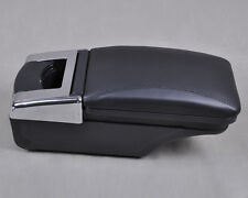 New Sale Armrest Centre Console Fit 2007~2011 Nissan VERSA/TIIDA / LATIO LEATHER