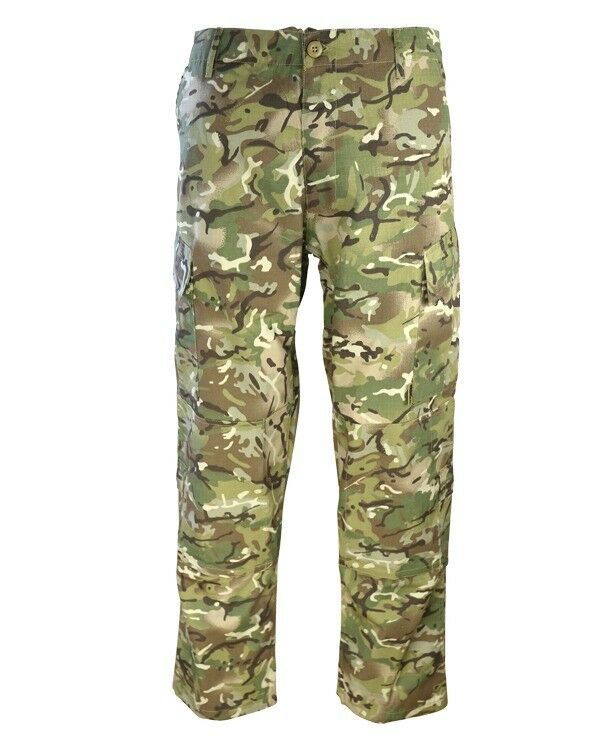 Assault Trouser - ACU Style - BTP - Medium