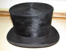 Cappello Tuba top hat H. Windsor &c O. Volpi Roma