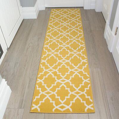 Mustard Yellow Quality Cheap Long Hall Runners
