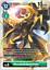 miniature 7 - Digimon Card Game BT 1.0 Singles Cards R, Super Rare SR Alternative Art AA Mint