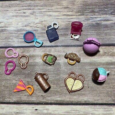 Lol Surprise Dolls Charm Set Of 10 Charm Bracelet Necklace Pizza Cocoa Camera Ebay