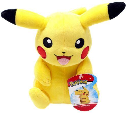 Pokemon peluche PIKACHU SEDUTO 20cm ORIGINALE Pokemon