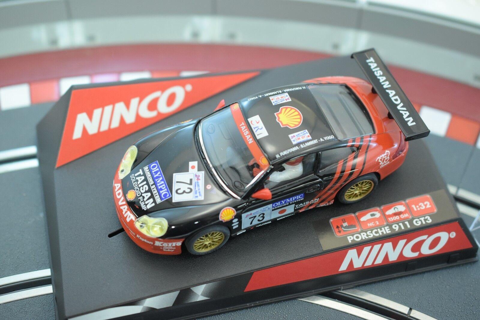 50241 NINCO 1 32 SLOT CARS PORSCHE 911F GT3 R   TAISAN