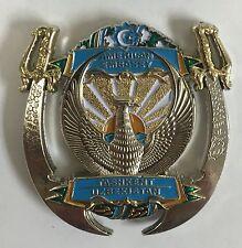 USMC Marine Security Guard Detachment MSG-Det US Embassy Tashkent Uzbekistan