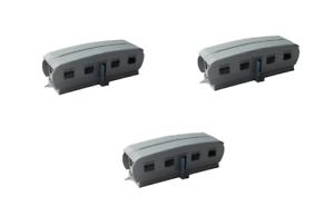 DAPR-N-Gauge-Model-Railway-Scenery-Building-Kit-1960-039-s-Static-Caravan-Home-x-3