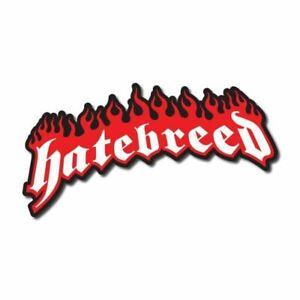 Hatebreed Vinyl Decal Sticker Metal Rock Band Death Guitar Funny Car Laptop