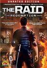 The RAID Redemption Region 1 DVD