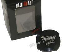 CNC RalliArt Oil Filler Cap Black For MITSUBISHI Lancer EVO 2 3 4 5 6 7 8 9 4G63