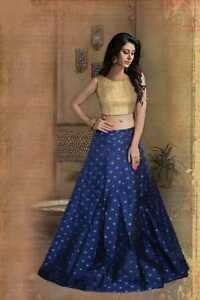 Other Women's Clothing Clothing, Shoes & Accessories Designer Bollywood Lehenga Skirt Lengha Indian Women Flare Party Wedding Wear