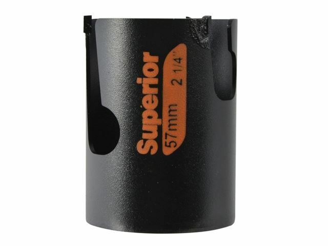 Bahco - Superior™ Multi Construction Holesaw Carded 57mm