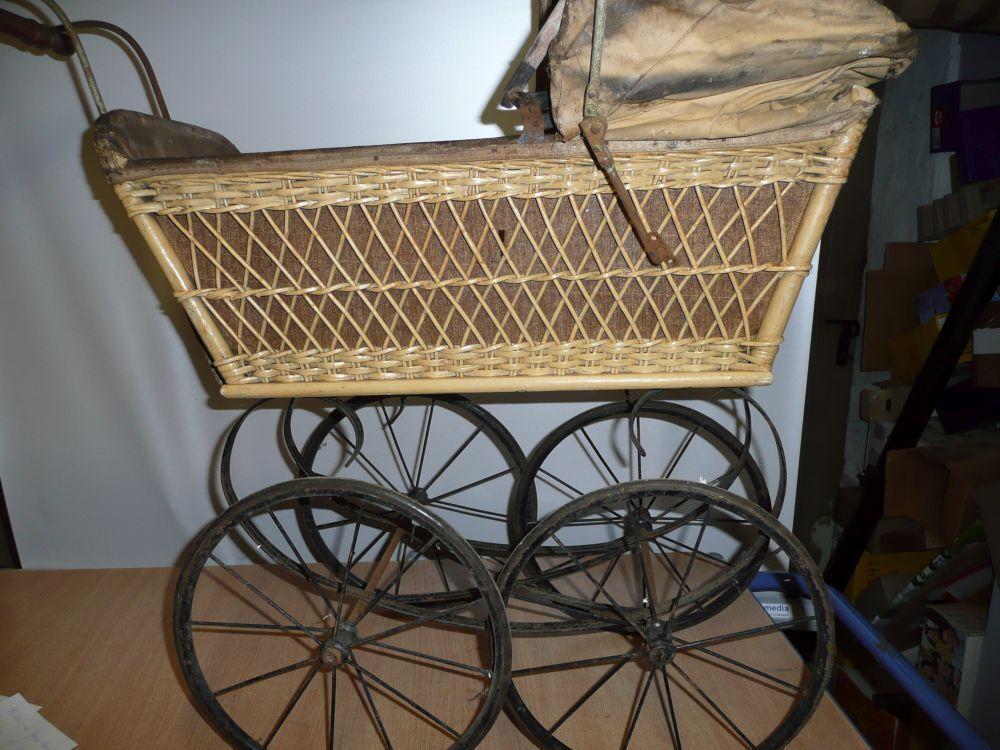 Puppenwagen gebraucht Babypuppen & Zubehör Puppen & Zubehör