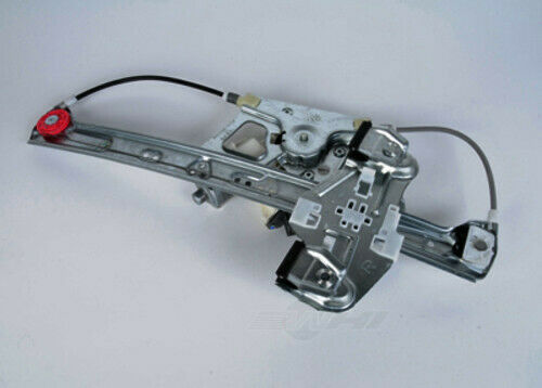 Power Window Motor and Regulator Assembly Rear Right fits 06-11 Cadillac DTS