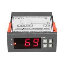 12V//24V//110V//220V Digital Air Humidity Control Controller WH8040 Range sb
