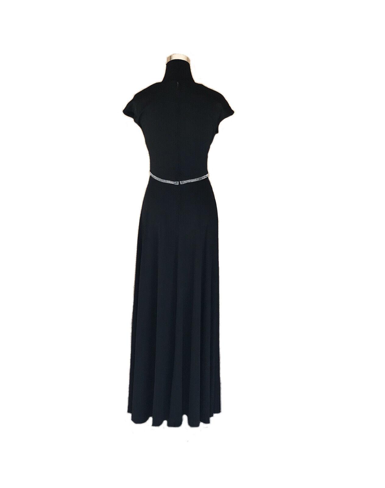 Vintage Luis Estevez Dress Eva Gabor Look Label B… - image 5