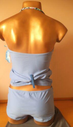 Gorgeous Striking Padded  Tankini Set  Sizes 12 /& 14 By Hot Honi BNWT