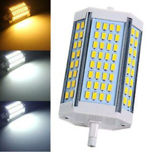 r7s led 30w 118mm 5730 smd flood light lampadina lampada spot luce ac 85 265v ebay. Black Bedroom Furniture Sets. Home Design Ideas