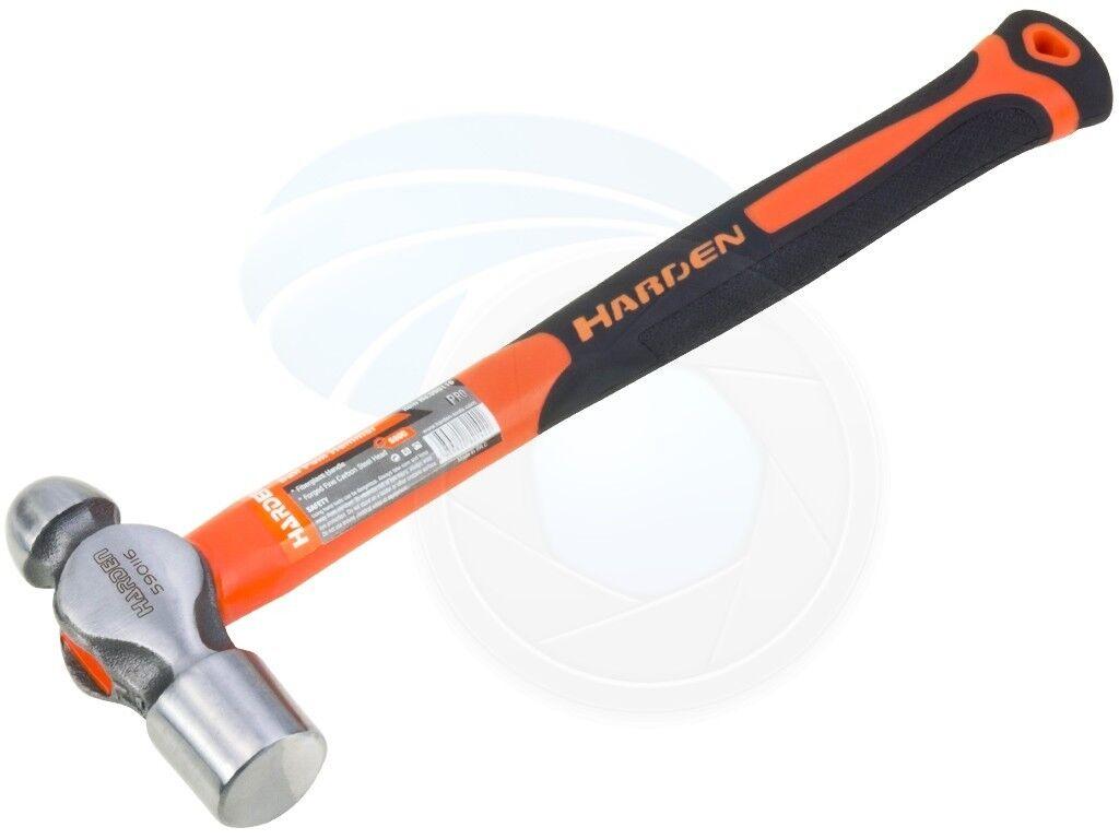 Napa Curved Claw Hammer w// Fiber glass Cushion Grip Handle