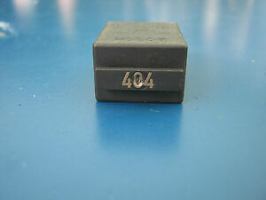 Vw Volkswagen Relay 5 Pin Number 404 Polo Golf Passat Sharan Ebay