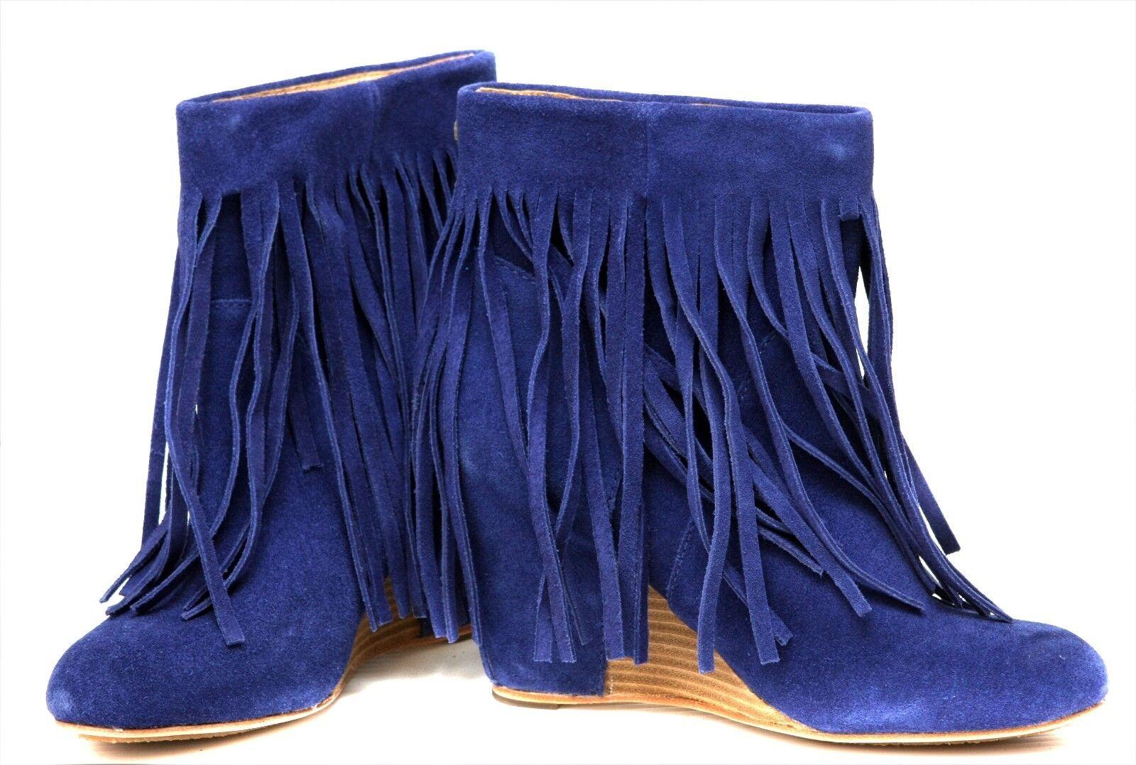 New Koolaburra Zarin Zarin Zarin  wedge Ankle  suede femmes  bottes Taille 7   ( 290) 41cf09