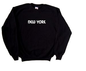 New-York-text-Sweatshirt