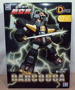 D-Style-07-Dancouga-SD-Gundam-Model