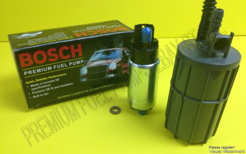 YUKON 2004-2007 TAHOE YUKON XL1500 NEW BOSCH FUEL PUMP AND FUEL FILTER