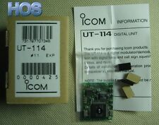 NEW ICOM UT-114 DIGITAL Voice Scramble unit for IC-2200H IC-V82 IC-U82 EXP Ver.
