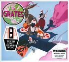 """the Grates - """"teeth lost, hearts won"""" - NEW SEALED"""