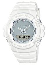 Casio G Shock * G100CU-7A Anti-Magnetic Anadigi White Resin COD PayPal #crzycod