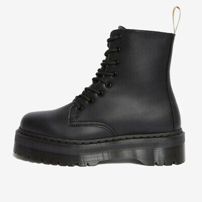 dr martens black platform boots